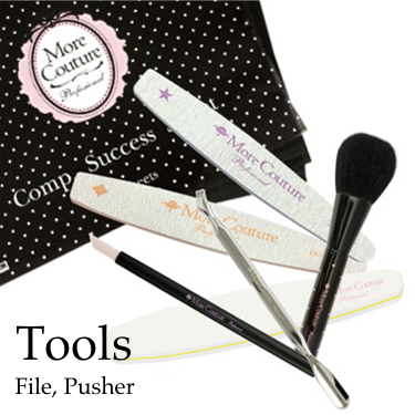 Tools File, Pusher